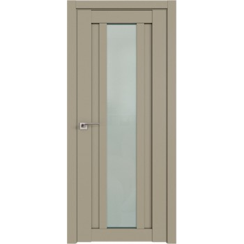 Дверь Профиль Дорс 16U Шеллгрей - со стеклом (Товар № ZF209078)
