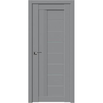 Дверь Профиль дорс 17U Манхэттен - со стеклом (Товар № ZF209148)