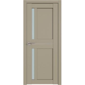 Дверь Профиль дорс 19U Шеллгрей - со стеклом (Товар № ZF209083)