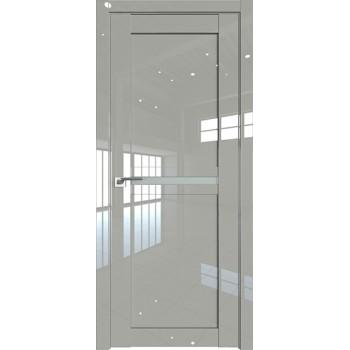 Дверь Профиль дорс 2.43L Галька люкс - со стеклом (Товар № ZF211789)