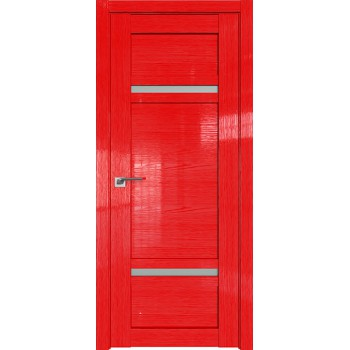 Дверь Профиль дорс 2.45STP Pine Red glossy - со стеклом (Товар № ZF212306)