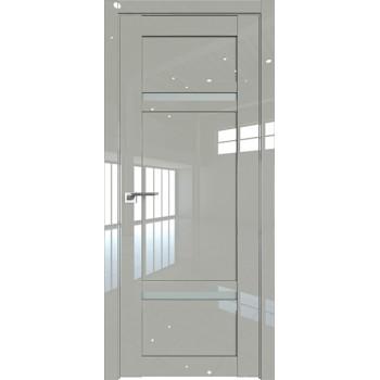 Дверь Профиль дорс 2.45L Галька люкс - со стеклом (Товар № ZF211800)