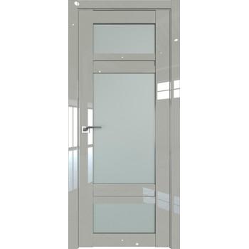 Дверь Профиль дорс 2.46L Галька люкс - со стеклом (Товар № ZF211817)
