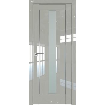 Дверь Профиль дорс 2.48L Галька люкс - со стеклом (Товар № ZF211821)