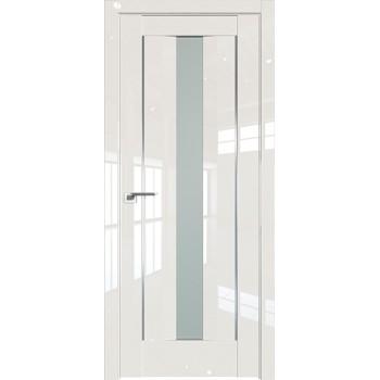 Дверь Профиль дорс 2.48L Магнолия люкс - со стеклом (Товар № ZF211832)