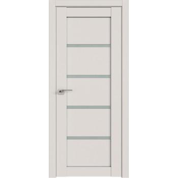 Дверь Профиль дорс 2.09U Дарк вайт - со стеклом (Товар № ZF211418)