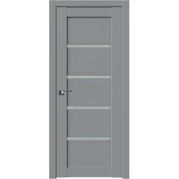 Дверь Профиль дорс 2.09U Манхэттен - со стеклом (Товар № ZF211293)