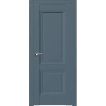 Дверь Профиль дорс 2.112U Антрацит - глухая (Товар № ZF211145)