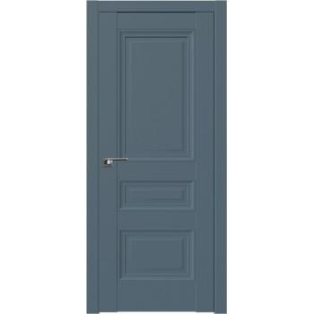 Дверь Профиль дорс 2.114U Антрацит - глухая (Товар № ZF211146)