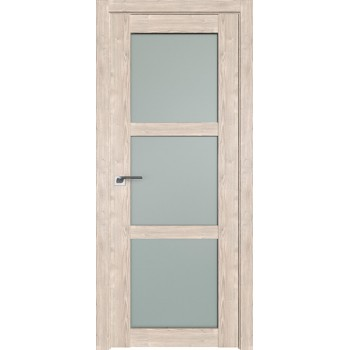 Дверь Профиль дорс 2.13XN Каштан светлый - со стеклом (Товар № ZF210039)