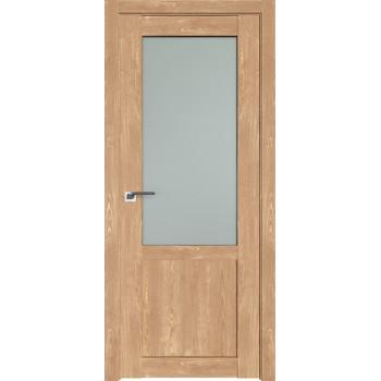 Дверь Профиль дорс 2.17XN Каштан натуральный - со стеклом (Товар № ZF209887)