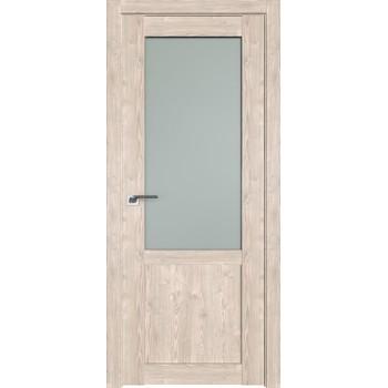 Дверь Профиль дорс 2.17XN Каштан светлый - со стеклом (Товар № ZF210043)