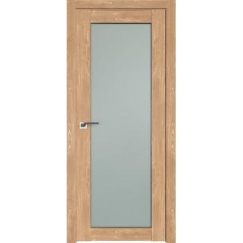 Дверь Профиль дорс 2.19XN Каштан натуральный - со стеклом (Товар № ZF209889)