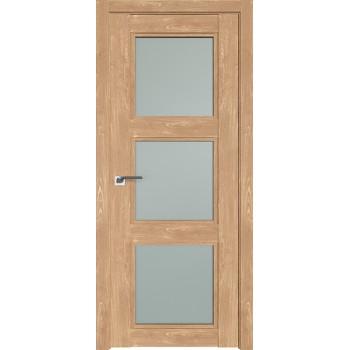 Дверь Профиль дорс 2.27XN Каштан натуральный - со стеклом (Товар № ZF209891)