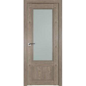 Дверь Профиль дорс 2.31XN Каштан темный - со стеклом (Товар № ZF209919)