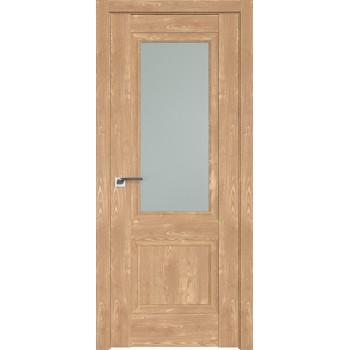 Дверь Профиль дорс 2.37XN Каштан натуральный - со стеклом (Товар № ZF212282)