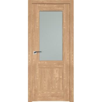 Дверь Профиль дорс 2.42XN Каштан натуральный - со стеклом (Товар № ZF209892)