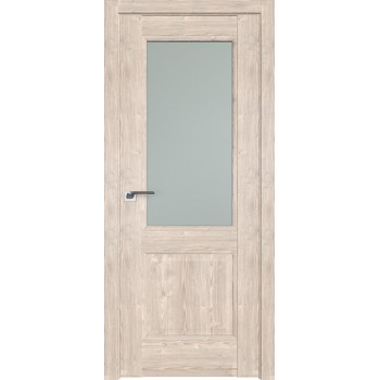 Дверь Профиль дорс 2.42XN Каштан светлый - со стеклом (Товар № ZF210056)