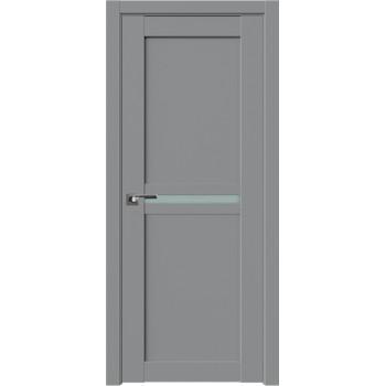 Дверь Профиль дорс 2.43U Манхэттен - со стеклом (Товар № ZF211332)