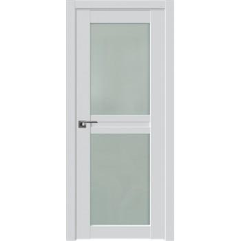 Дверь Профиль дорс 2.44U Аляска - со стеклом (Товар № ZF210929)