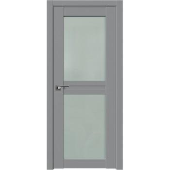 Дверь Профиль дорс 2.44U Манхэттен - со стеклом (Товар № ZF211325)
