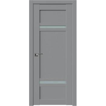 Дверь Профиль дорс 2.45U Манхэттен - со стеклом (Товар № ZF211326)
