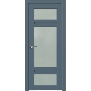 Дверь Профиль дорс 2.46U Антрацит - со стеклом (Товар № ZF211196)