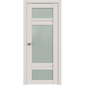 Дверь Профиль дорс 2.46U Дарк вайт - со стеклом (Товар № ZF211491)