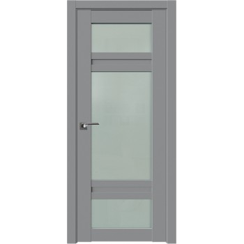 Дверь Профиль дорс 2.46U Манхэттен - со стеклом (Товар № ZF211324)