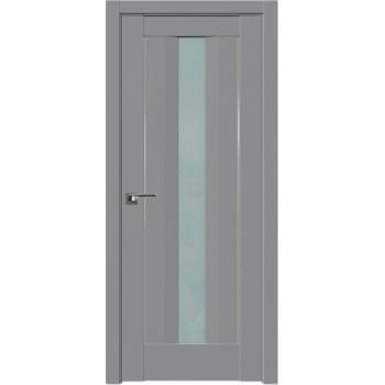 Дверь Профиль дорс 2.48U Манхэттен - со стеклом (Товар № ZF211335)