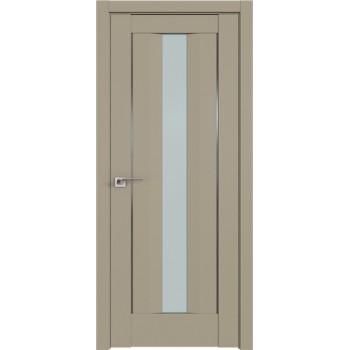 Дверь Профиль дорс 2.48U Шеллгрей - со стеклом (Товар № ZF211031)
