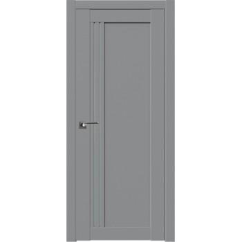 Дверь Профиль дорс 2.50U Манхэттен - со стеклом (Товар № ZF211320)