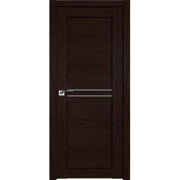 Дверь Профиль дорс 2.55XN Дарк браун - со стеклом (Товар № ZF211959)