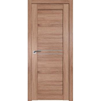 Дверь Профиль дорс 2.55XN Салинас светлый - со стеклом (Товар № ZF212174)