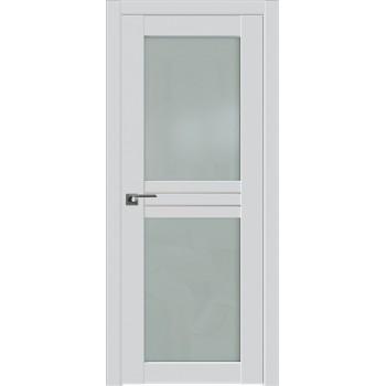 Дверь Профиль дорс 2.56U Аляска - со стеклом (Товар № ZF210919)