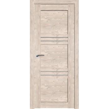 Дверь Профиль дорс 2.57XN Каштан светлый - со стеклом (Товар № ZF212331)