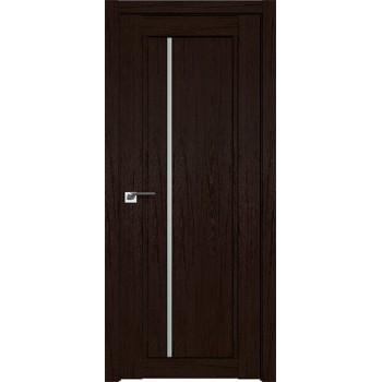 Дверь Профиль дорс 2.70XN Дарк браун - со стеклом (Товар № ZF211958)