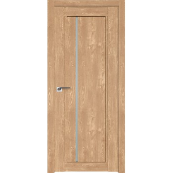 Дверь Профиль дорс 2.70XN Каштан натуральный - со стеклом (Товар № ZF212337)