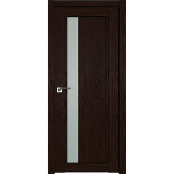 Дверь Профиль дорс 2.71XN Дарк браун - со стеклом (Товар № ZF211963)