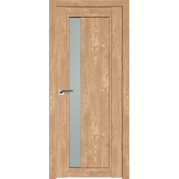Дверь Профиль дорс 2.71XN Каштан натуральный - со стеклом (Товар № ZF212335)