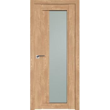 Дверь Профиль дорс 2.72XN Каштан натуральный - со стеклом (Товар № ZF212309)