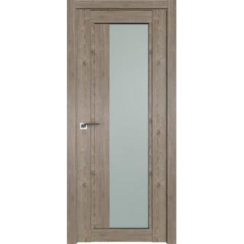 Дверь Профиль дорс 2.72XN Каштан темный - со стеклом (Товар № ZF212252)