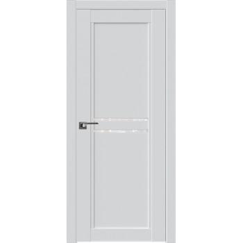 Дверь Профиль дорс 2.75U Аляска - со стеклом (Товар № ZF210899)