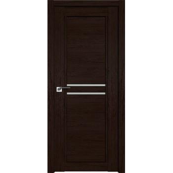Дверь Профиль дорс 2.75XN Дарк браун - со стеклом (Товар № ZF211964)