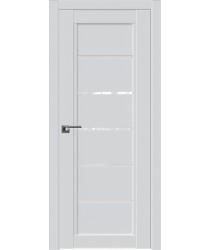 Дверь Профиль дорс 2.76U Аляска - со стеклом (Товар № ZF210900)
