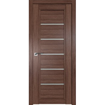 Дверь Профиль дорс 2.76XN Салинас темный - со стеклом (Товар № ZF212130)