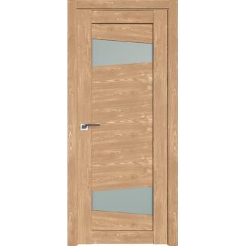 Дверь Профиль дорс 2.84XN Каштан натуральный - со стеклом (Товар № ZF212204)