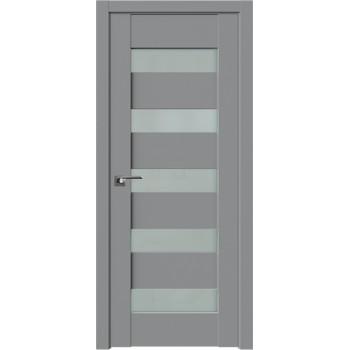 Дверь Профиль дорс 29U Манхэттен - со стеклом (Товар № ZF209156)