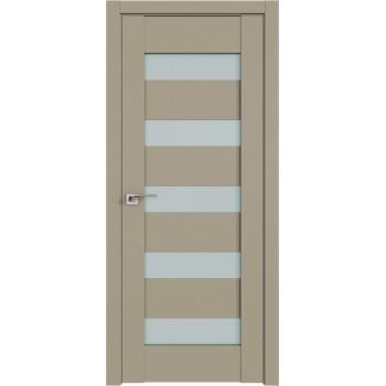 Дверь Профиль дорс 29U Шеллгрей - со стеклом (Товар № ZF209086)