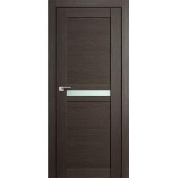 Дверь Профиль дорс 2.43Х Грей мелинга - со стеклом (Товар № ZF210836)